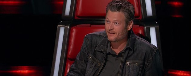 """Blake Shelton als Jury-Mitglied bei amerikanischer """"The Voice""""-Show"""