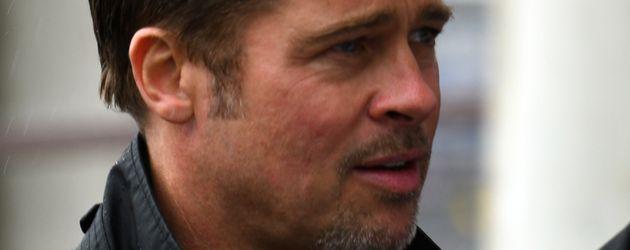 Brad Pitt in Frankreich