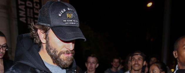 Bradley Cooper in Paris