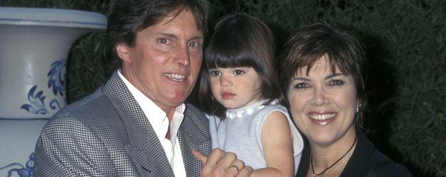 Kendall Jenner, Kris Jenner und Bruce Jenner