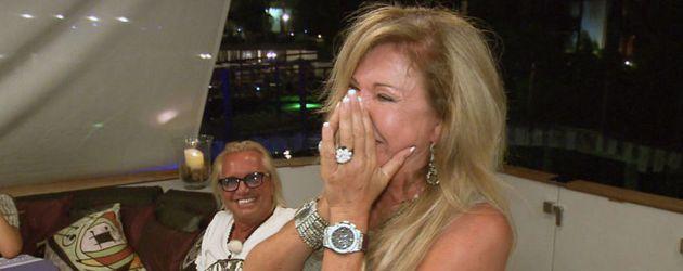 Carmen Geiss überwältigt über Roberts Geburtstagsüberraschung