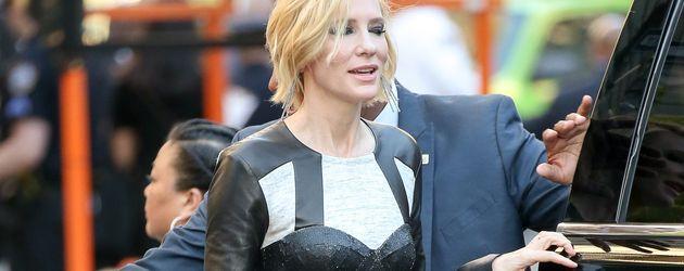 Cate Blanchett kommt bei den Tony Awards 2016 in New York an