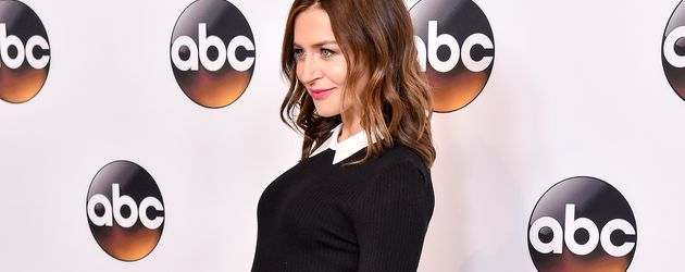 "Caterina Scorsone bei der ""Disney ABC Television Group TCA Summer Press Tour"""