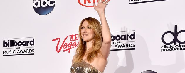 Celine Dion bei den Billboard Awards 2016