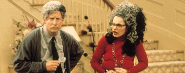 """Charles Shaughnessy und Fran Drescher in """"Die Nanny"""""""