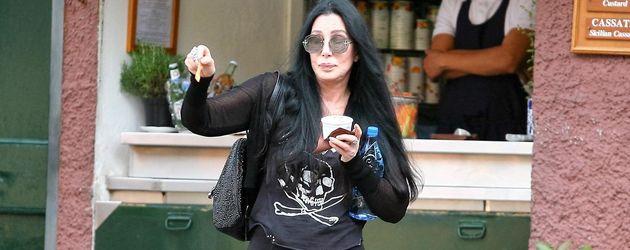 Cher, Sängerin und Schauspielerin