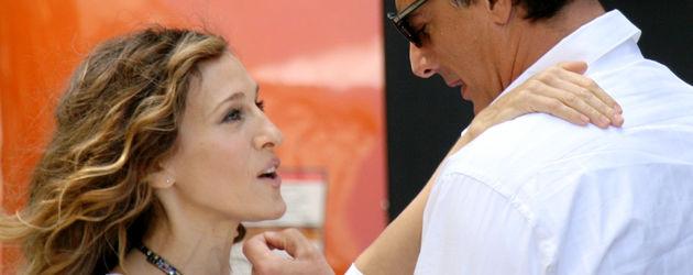 Sarah Jessica Parker und Chris Noth