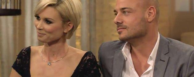 Christian Tews und Katja Kühne