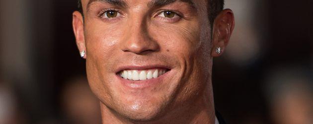 "Cristiano Ronaldo bei der ""Ronaldo""-Weltpremiere"