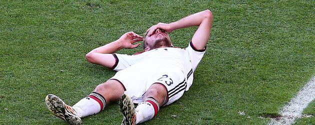 Christoph Kramer im WM-Finale 2014