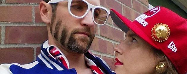 Christopher Robinson und Amanda Knox