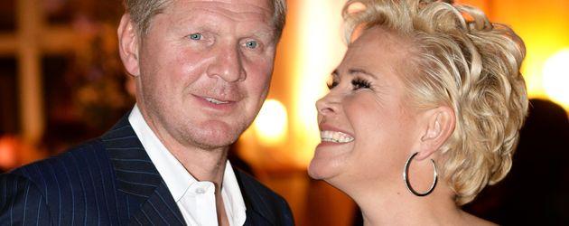 Claudia Effenberg und Stefan Effenberg