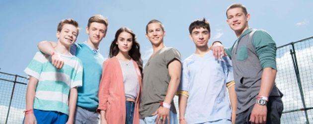 """""""Club der roten Bänder""""-Cast 2016"""