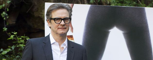 "Colin Firth beim ""Kingsman - The Secret Service""-Photocall in Rom"