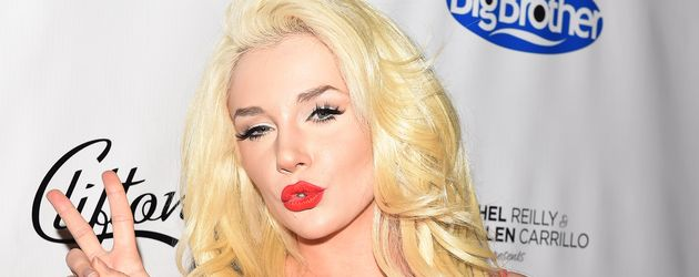 "Courtney Stodden bei der ""Big Brother""-Party in LA"
