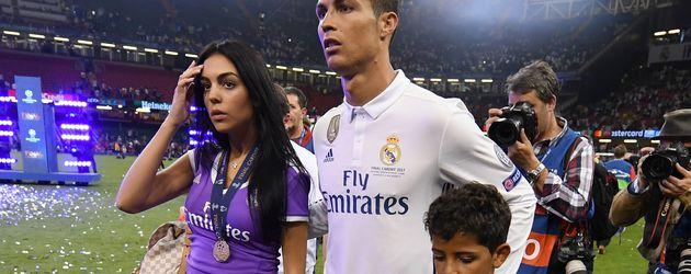 Ronaldo Freundin Schwanger