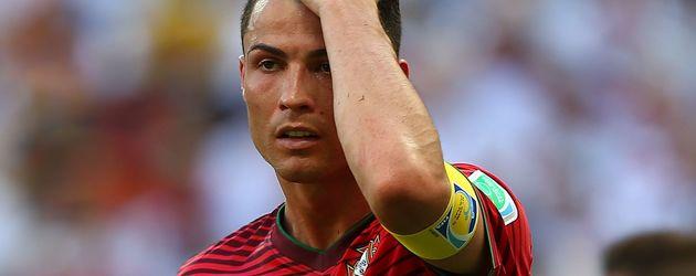 Ronaldo haarschnitt 2015