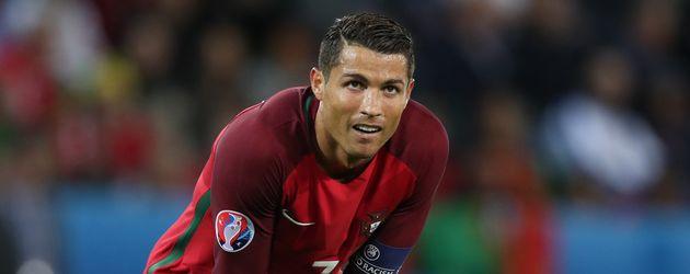 Cristiano Ronaldo bei der EM 2016