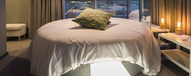 Suite von Cristiano Ronaldos Hotel auf Madeira