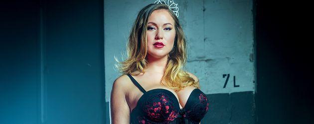 Curvy-Supermodel-Kandidatin Chethrin Schulze