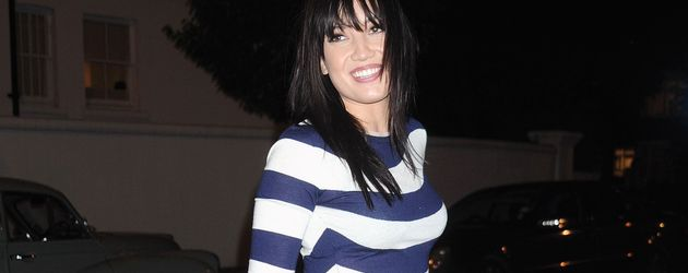 Daisy Lowe in London