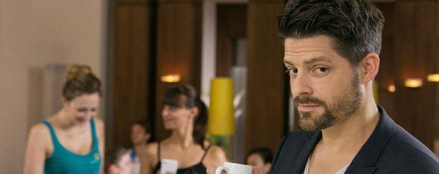 Spielt der attraktive Vincent (Daniel Buder) ein falsches Spiel?