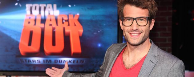 "Daniel Hartwich präsentiert ""Total Blackout: Stars im Dunkeln"""