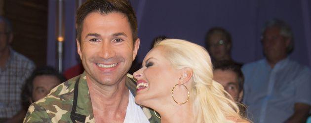 Daniela Katzenberger und Lucas Cordalis, Reality-Stars