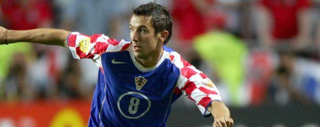 Dario Srna bei der Fußball-EM 2004