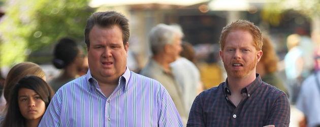"""Cam (Eric Stonestreet) und Mitchell (Jesse Tyler Ferguson) aus """"Modern Family"""""""