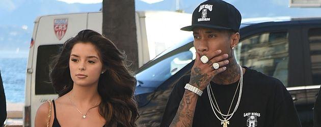 Demi Rose Mawby und Rapper Tyga