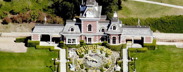 """Der Bahnhof der """"Neverland Ranch"""""""