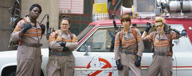 Der Cast des neuen Ghostbusters-Film