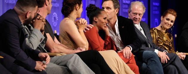 """Der Cast von """"Scandal"""""""