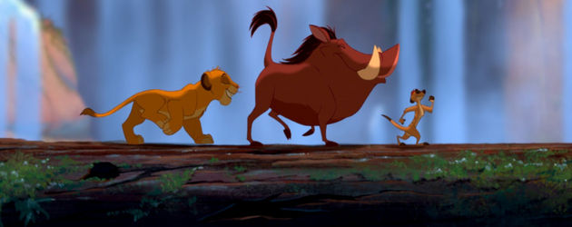"""""""Der König der Löwen"""" (Disney, 1994)"""