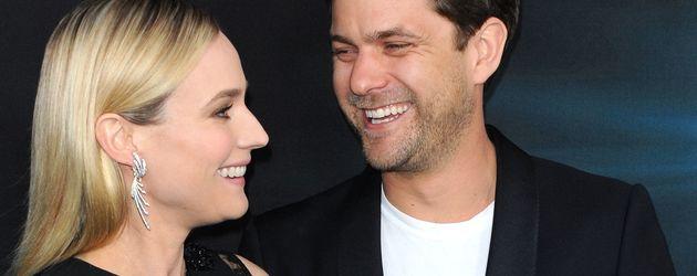 """Diane Kruger und Joshua Jackson bei der Premiere von """"Seelen"""" 2013"""