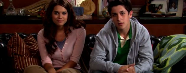 """How I Met Your Mother"": Lyndsy Fonseca und David Henrie"