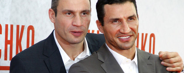 Wladimir Klitschko und Vitali Klitschko