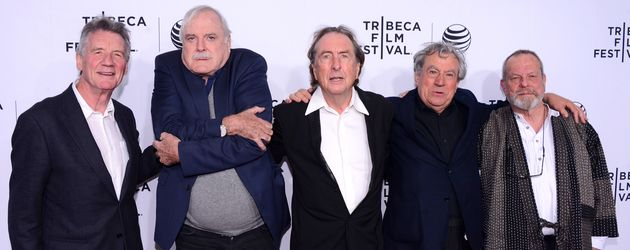 Michael Palin, John Cleese, Eric Idle, Terry Jones, Terry Gilliam