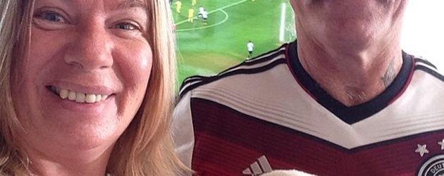 Die Reimanns fiebern aus Hawaii mit der deutschen Nationalmannschaft mit