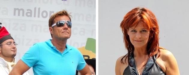 Dieter Bohlen und Andrea Berg