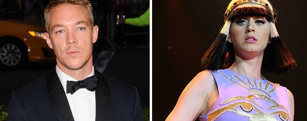DJ Diplo und Katy Perry