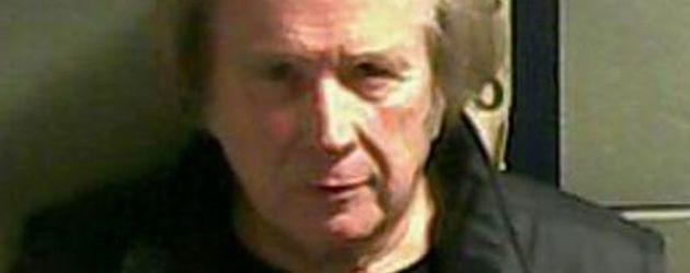Don McLean bei seiner Festnahme im Januar 2016