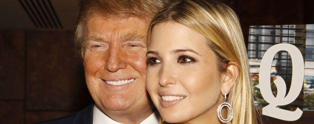Getrennte Betten: Melania & Donald Trump auf Distanz