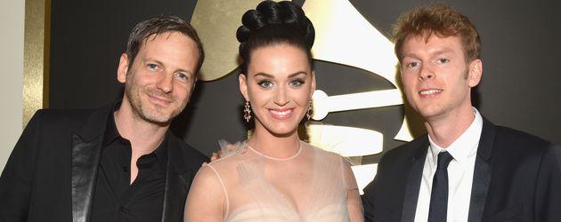 Katy Perry und Dr. Luke
