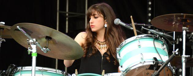 Musikerin Lena Zawaideh