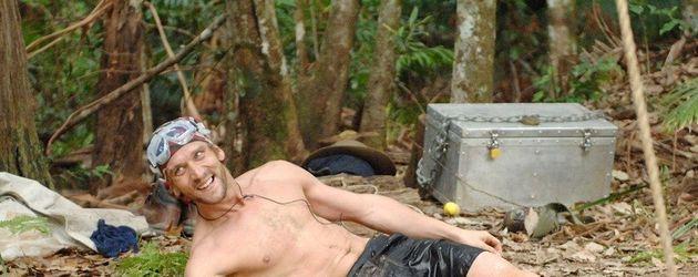Peer Kusmagk im Dschungelcamp
