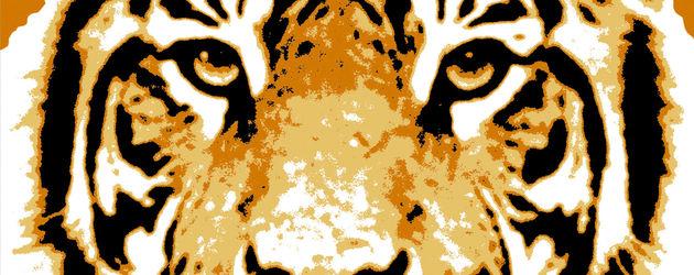 Elefant, Tiger-Logo