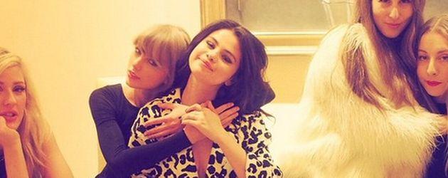 Selena Gomez, Taylor Swift und Ellie Goulding