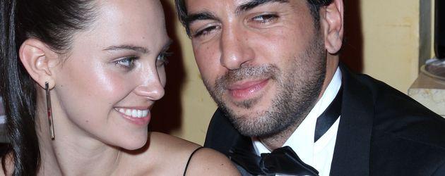 Elyas M'Barek und seine Freundin Julia beim Deutschen Filmball in München